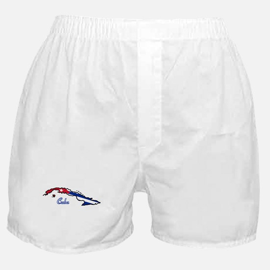 Cool Cuba Boxer Shorts