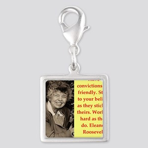 Eleanor Roosevelt quote Charms
