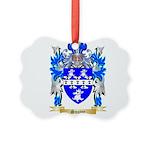 Snowe Picture Ornament