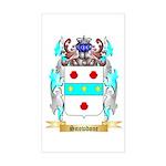 Snowdone Sticker (Rectangle)