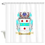 Snowdone Shower Curtain