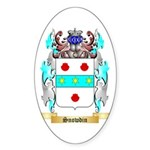 Snowdin Sticker (Oval)