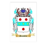 Snowdin Postcards (Package of 8)