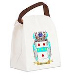 Snowdin Canvas Lunch Bag