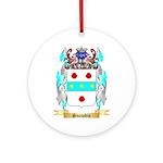Snowdin Round Ornament
