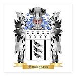 Snodgrass Square Car Magnet 3