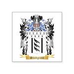 Snodgrass Square Sticker 3