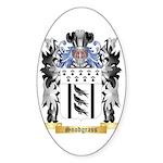 Snodgrass Sticker (Oval 10 pk)