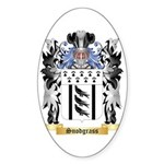 Snodgrass Sticker (Oval 50 pk)