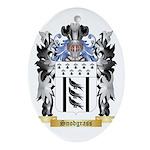 Snodgrass Oval Ornament