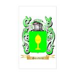 Snieders Sticker (Rectangle)
