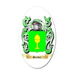 Snider 35x21 Oval Wall Decal