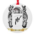 Sneyd Round Ornament
