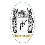 Sneyd Sticker (Oval)
