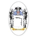 Snelson Sticker (Oval 50 pk)