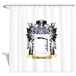 Snelson Shower Curtain