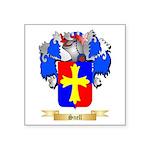 Snell Square Sticker 3