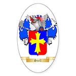 Snell Sticker (Oval 50 pk)