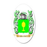 Sneider 35x21 Oval Wall Decal