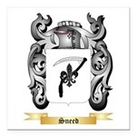 Sneed Square Car Magnet 3