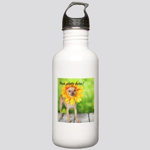 Your Pet Photo Water Bottle
