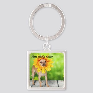 Your Pet Photo Keychains
