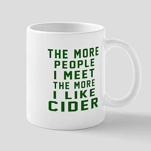 I Like Cider Mug