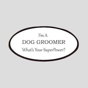 Dog Groomer Patch