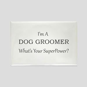 Dog Groomer Magnets