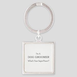 Dog Groomer Keychains