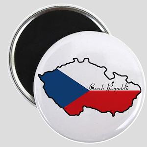 Cool Czech Republic Magnet