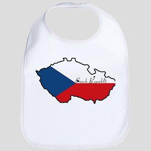 Cool Czech Republic Bib
