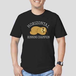 Horizontal Running Champion - Sloth T-Shirt