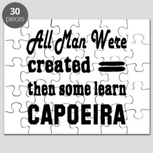 Some Learn Capoeira Puzzle
