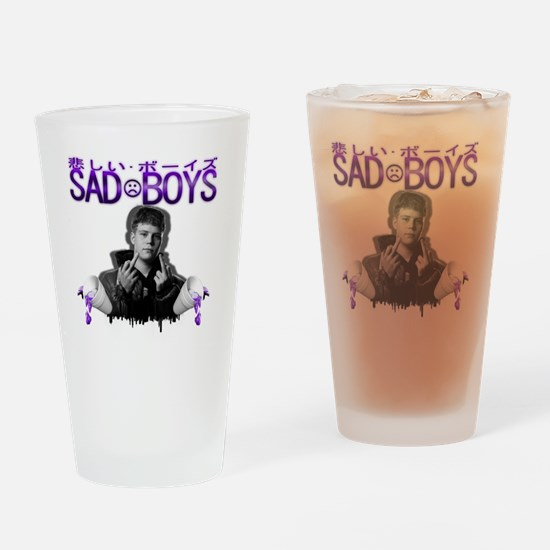 Unique Yung no Drinking Glass