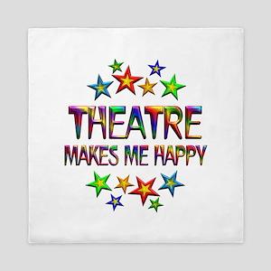 Theatre Happy Queen Duvet