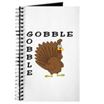 Gobble Gobble Turkey Journal