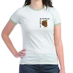 Gobble Gobble Turkey Jr. Ringer T-Shirt