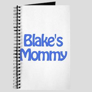 Blake's Mommy Journal