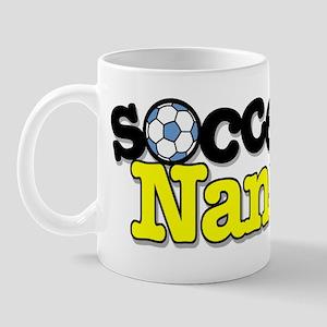 Soccer Nana Mug