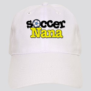 Soccer Nana Cap