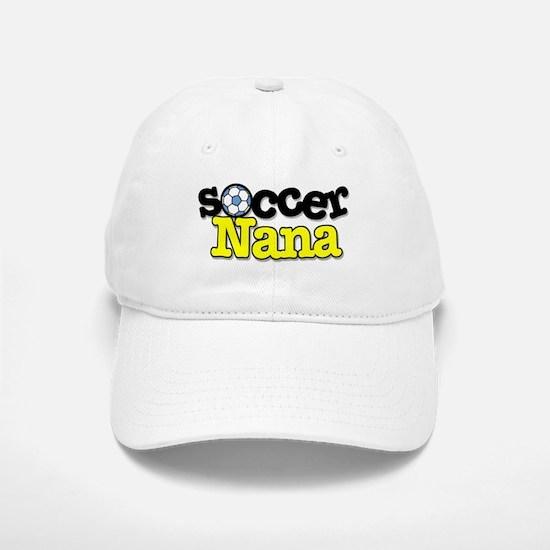 Soccer Nana Baseball Baseball Cap