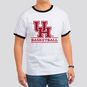 UH Basketball Ringer T