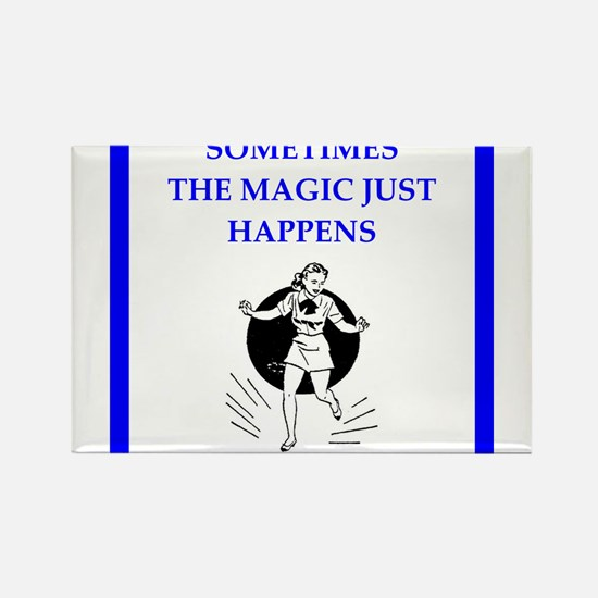 tap dancing Magnets
