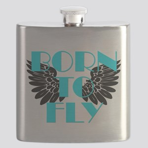 Born to Fly Flask