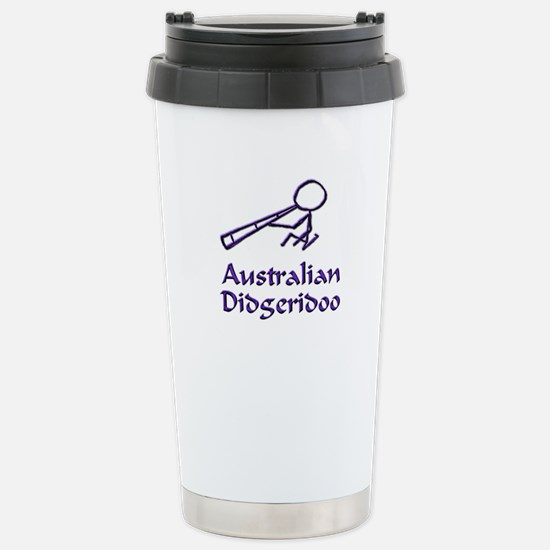 Australian Didgeridoo Travel Mug