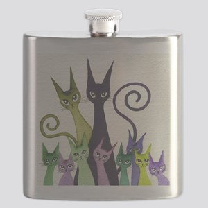 Cats are good. Flask