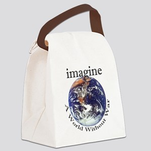 withoutwar Canvas Lunch Bag