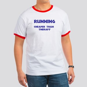 Running: Cheaper than therapy Ringer T
