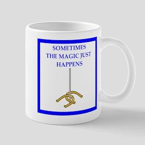 horseshoes joke Mugs